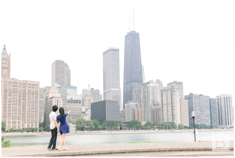 Olive Park Engagement, Chicago Wedding Photographer