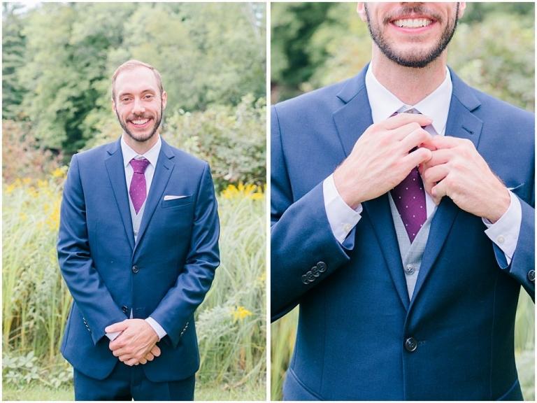 SCOTT + CLAIRE | RUSTIC WISCONSIN WEDDING