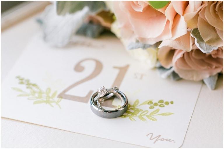 ANDREW + MELISSA | ROMANTIC COUNTRY CLUB WEDDING